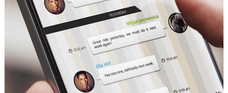 4Real Social app